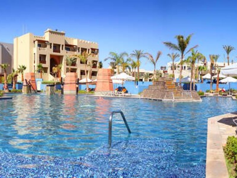 Port Ghalib Resort - 5 Popup navigation