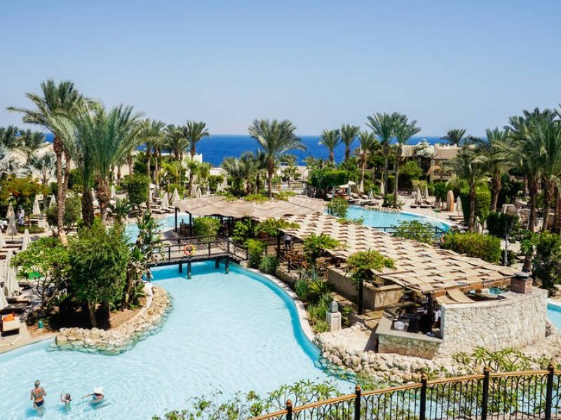 The Grand Hotel Sharm el Sheikh - 6 Popup navigation