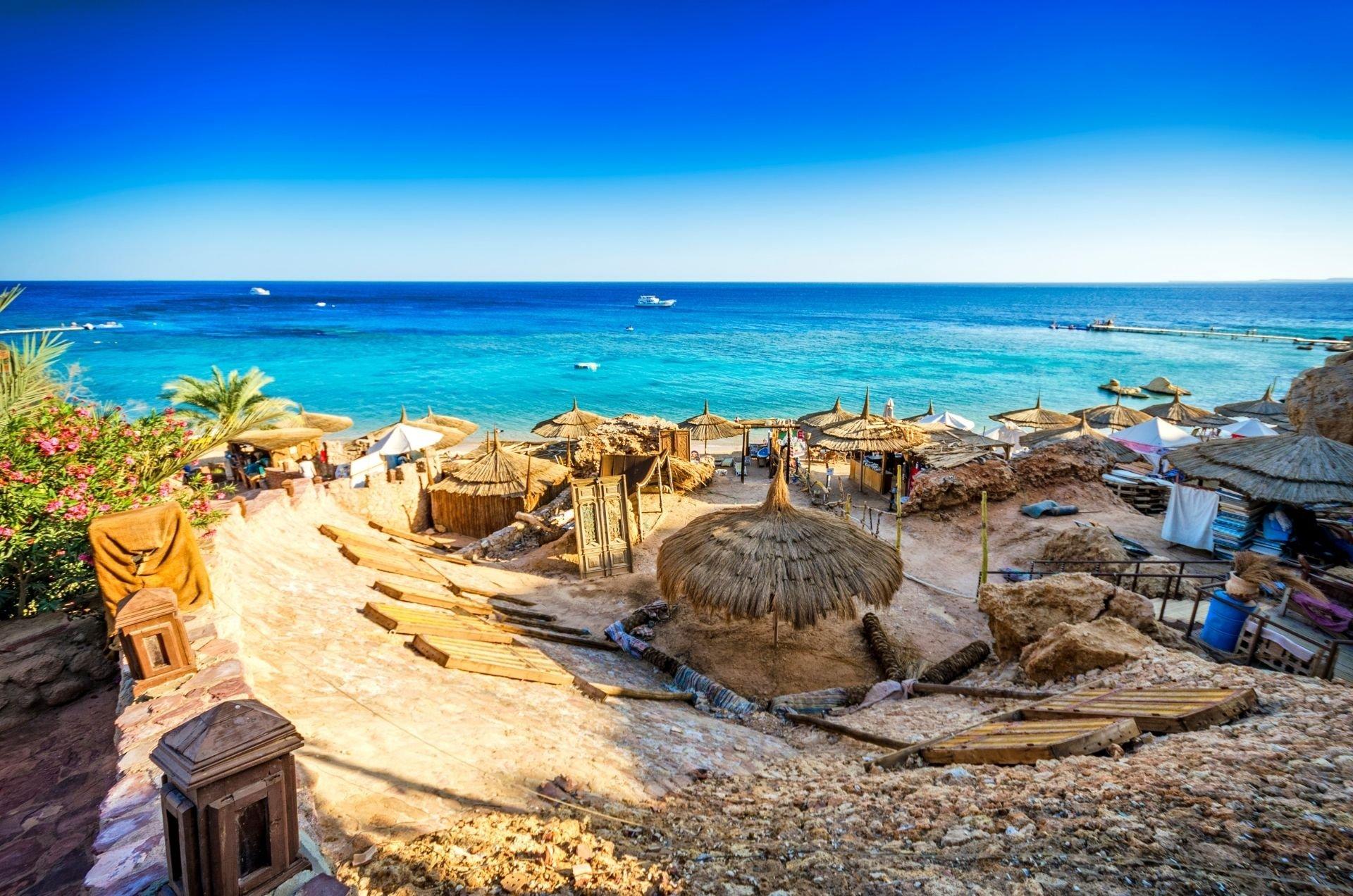 Sharm El Sheikh od 399 EUR z Budapešti